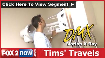 DMX Motion X-Ray